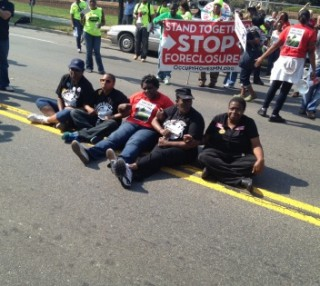 5 Fannie Freedom Fighters Get Arrested at Protest in DC