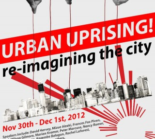 At Urban Uprising Conference Activists Re-Imagine the City
