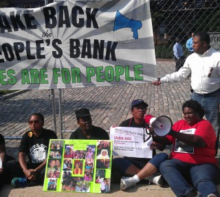 Take Back the People's Bank Campaign Celebrates Important First Win on Principal Reduction for Fannie Mae and Freddie Mac Foreclosed Homes in California
