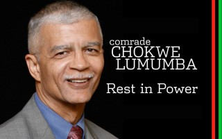 Rest in Power, Chokwe Lumumba: Free The Land!