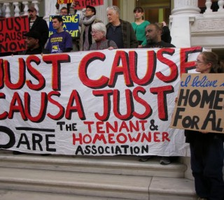 LA CAUSA JUSTA: Fighting for Just Cause Eviction in Rhode Island
