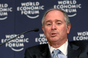 Stephen Schwarzman (cc) Copyright World Economic Forum (www.weforum.org), swiss-image.ch/Photo by Remy Steinegger [CC BY-SA 2.0 (http://creativecommons.org/licenses/by-sa/2.0)], via Wikimedia Commons from Wikimedia Commons